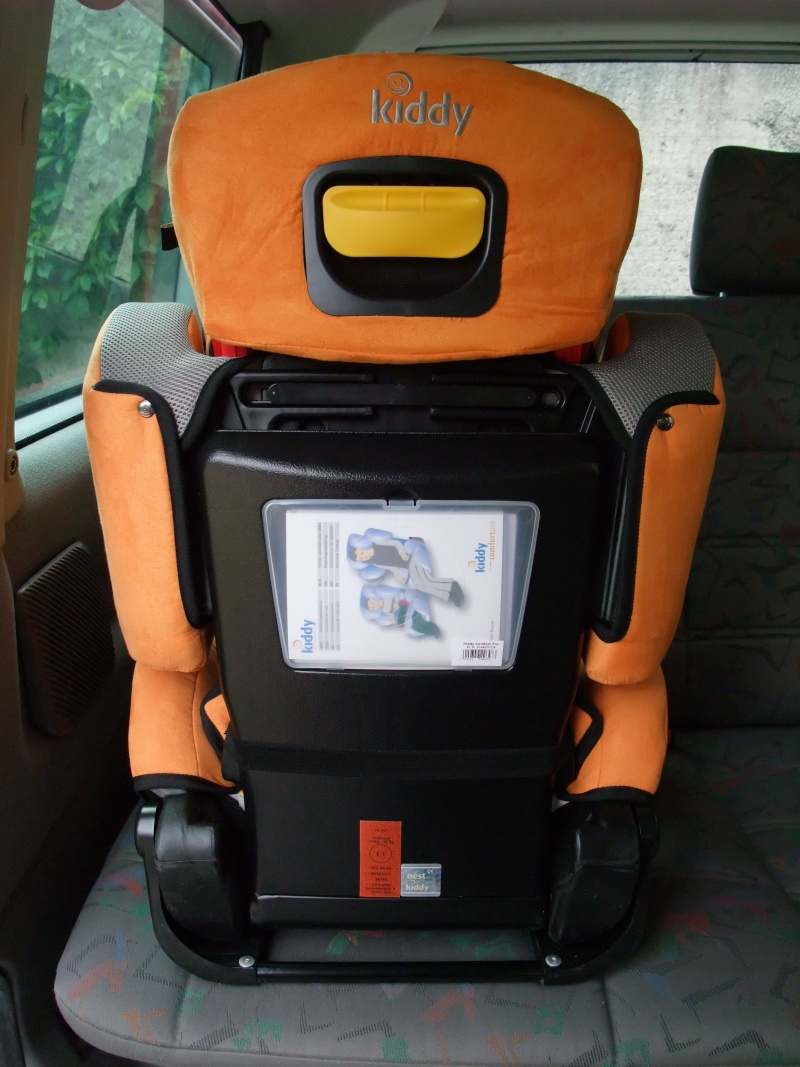 Photos Kiddy Comfort Pro (4* crash test TCS) - groupe 1/2/3 Kcp_do10