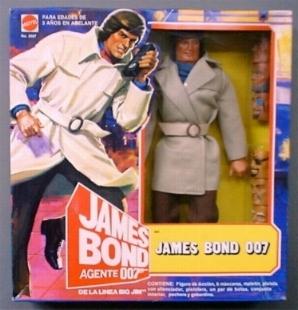 BIG JIM - Bigjim - MATTEL James10
