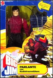 BIG JIM - Bigjim - MATTEL Parlan10