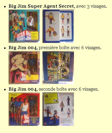 BIG JIM - Bigjim - MATTEL Sans_t11