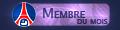 Membre du mois