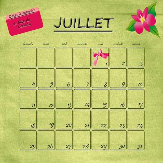 Calendrier 2010 Juille11