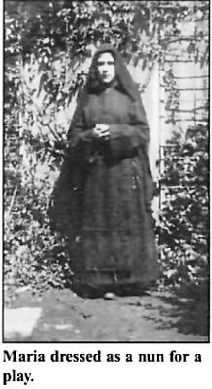 maria de la luz camacgo - Maria de la Luz Camacho, martyre , 1907-1934 ( Mexique ) Maria011