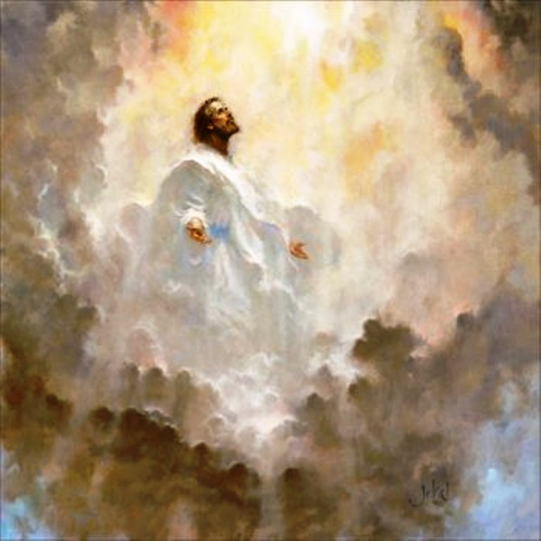 Ascension de Notre-Seigneur Jésus-Christ. The_as10
