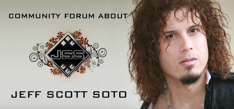 Jeff Scott Soto Forum