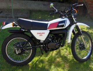 DTMX 125cc Membres / Mod. 1978 17810