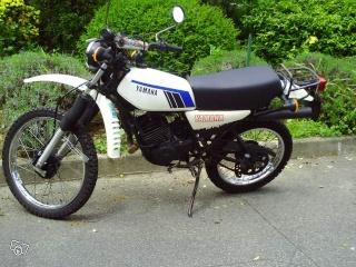 DTMX 125 cc Membres / Mod. 1979 311