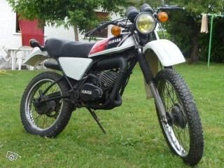 DTMX 125cc Membres / Mod. 1978 76906810