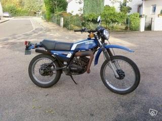 DTMX 125 cc Membres / Mod. 1979 87586710