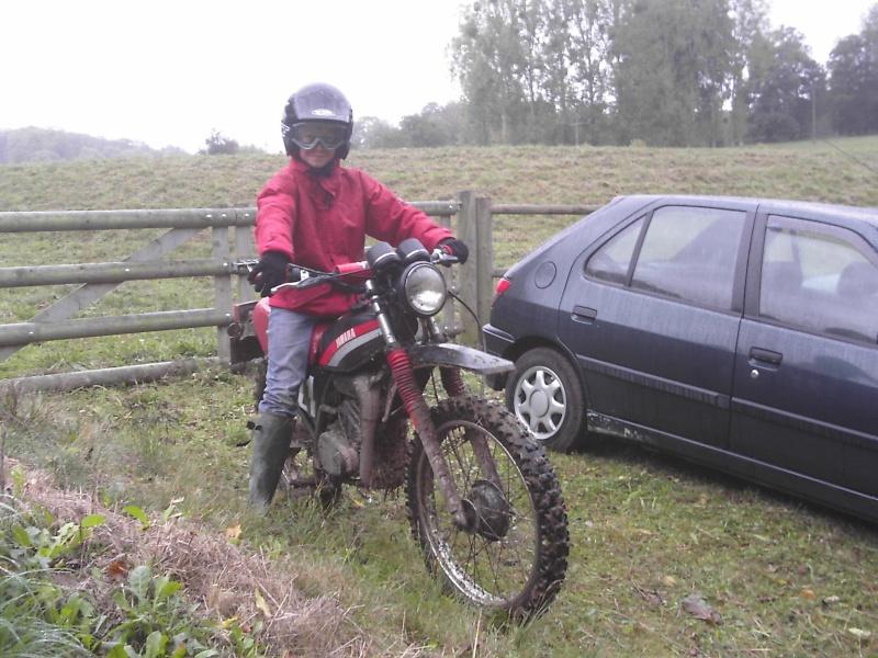 Course rétro de Beauval 2009 , Le Norman...... Dcfn0010