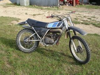 DTMX 125 cc MEMBRES : Personnalisées Dsc03811