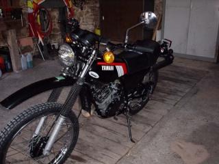DTMX 125 cc Membres / Mod. 1979 Dtmx210
