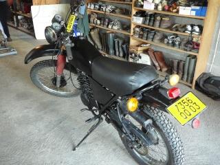 DTMX 125 cc MEMBRES : Personnalisées Img-1310