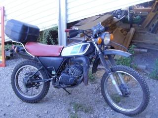 DTMX 125 cc MEMBRES : Personnalisées Moto1010