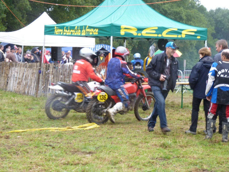 Course rétro de Beauval 2009 , Le Norman...... P1000017