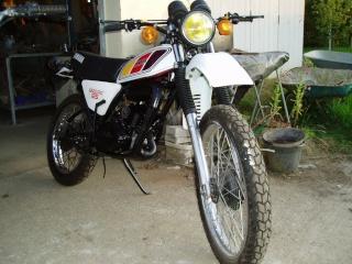 DTMX 125cc Membres / Mod. 1977 P1010013
