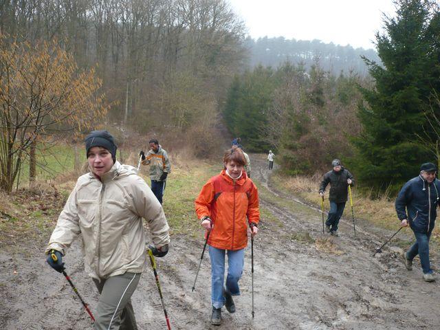 Sortie en Marche Nordique au Mont-des-pins 08/03/09 P1050511