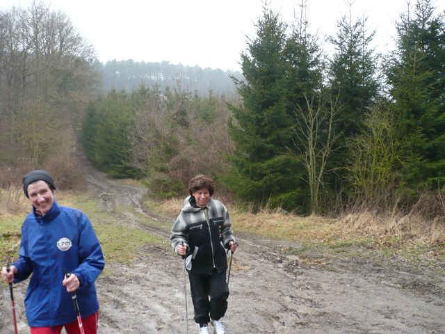 Sortie en Marche Nordique au Mont-des-pins 08/03/09 P1050518