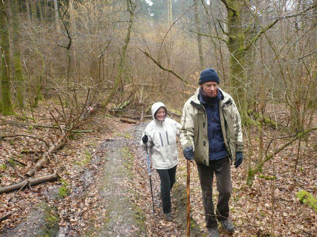 Sortie en Marche Nordique au Mont-des-pins 08/03/09 P1050523