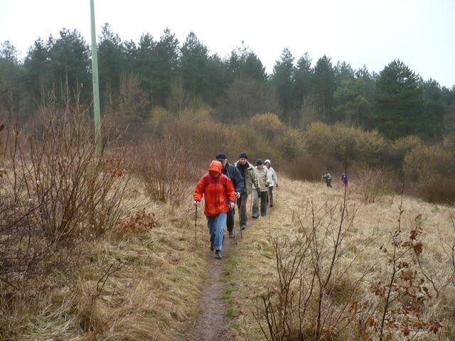 Sortie en Marche Nordique au Mont-des-pins 08/03/09 P1050526