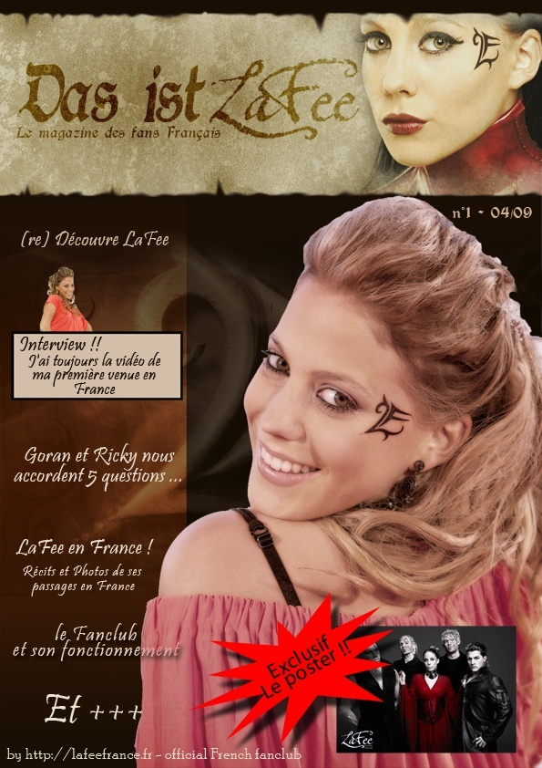 FanMag n°1 : Avril 2009 Cover11