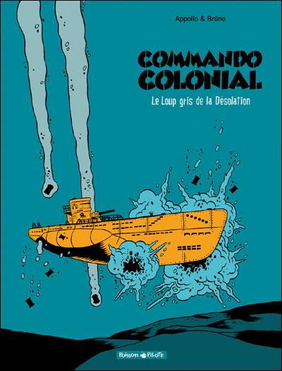 Commando colonial de Brüno et Appolo 97822027