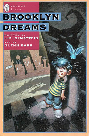 [Chronique] Brooklyn Dreams de De Matteis et Barr Brookl10