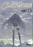 Nouveautés Manga de la semaine du 24/08/09 au 29/08/09 Claymo11