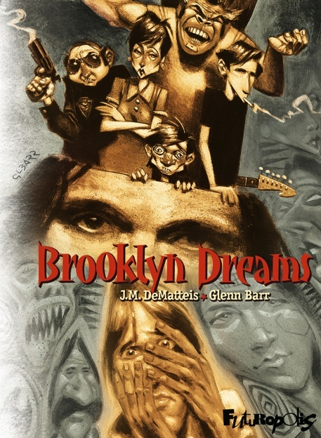 [Chronique] Brooklyn Dreams de De Matteis et Barr Image_56
