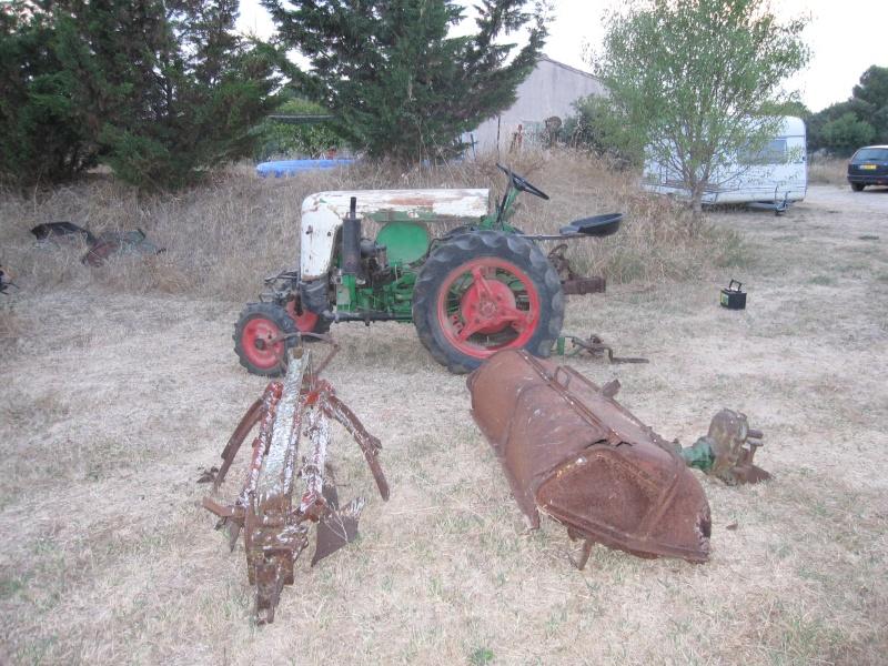 simar - Tracteur Simar T100 Img_0110