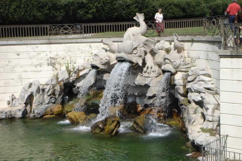 Vacances en Italie, Toscane, Latium Cas1010