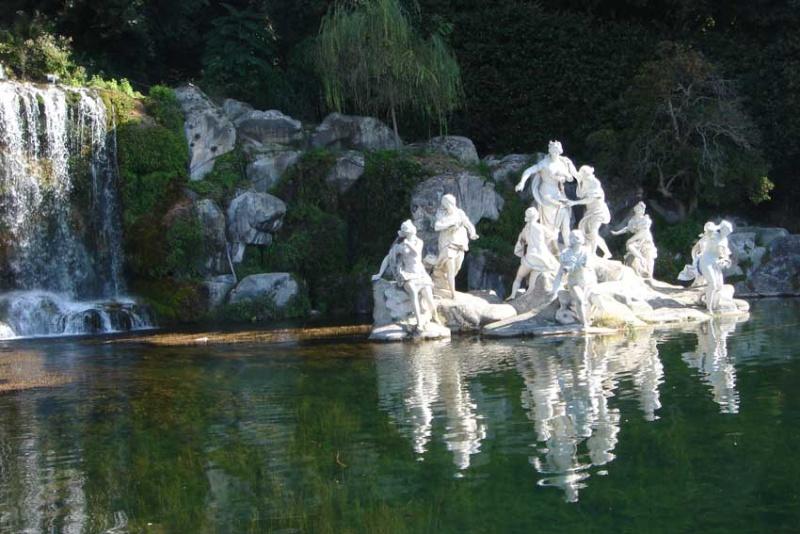 Vacances en Italie, Toscane, Latium Cas110