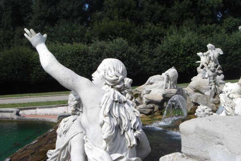 Vacances en Italie, Toscane, Latium Cas610