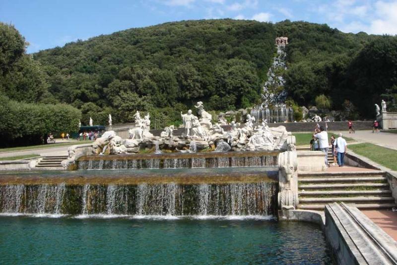 Vacances en Italie, Toscane, Latium Cas710
