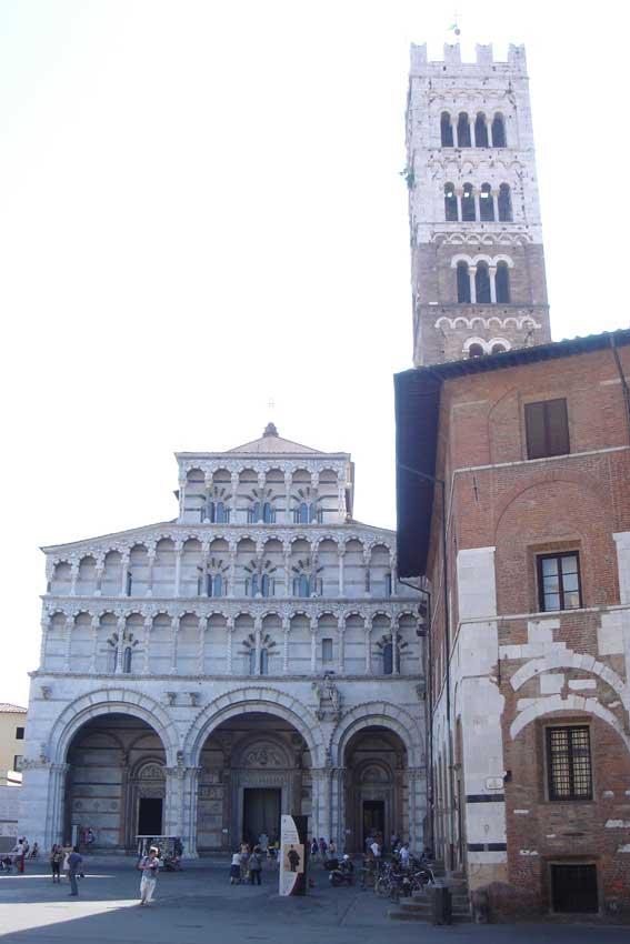 Vacances en Italie, Toscane, Latium Luc110