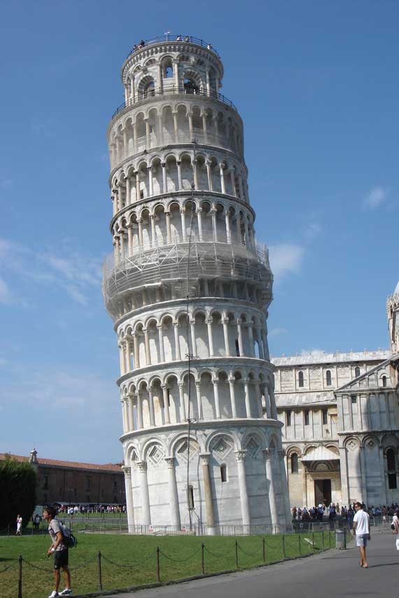 Vacances en Italie, Toscane, Latium P210
