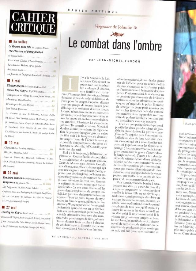 Johnny en couverture des Cahiers du Cinéma Img21110