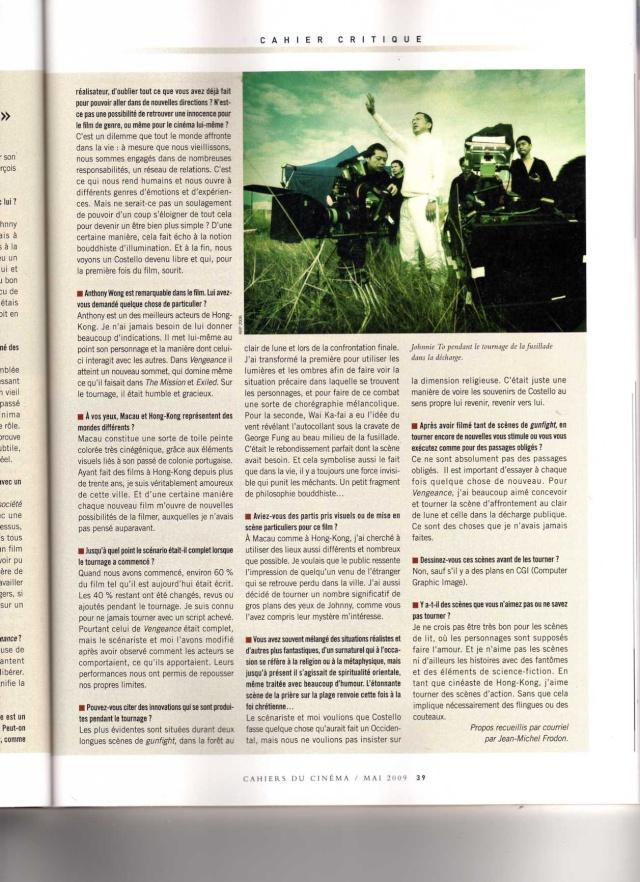 Johnny en couverture des Cahiers du Cinéma Img21610