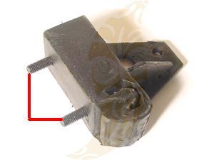 Changer les silents blocs de boite Silent16