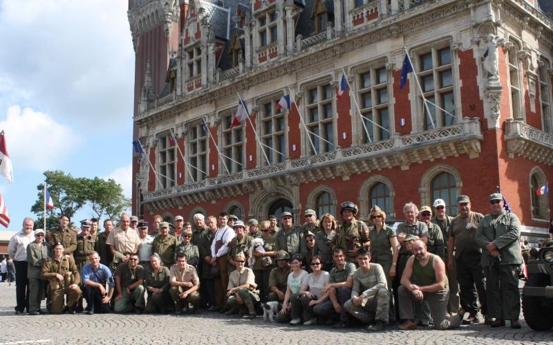 Sec-Bois les 18 et 19 juillet 2009 Groupe10