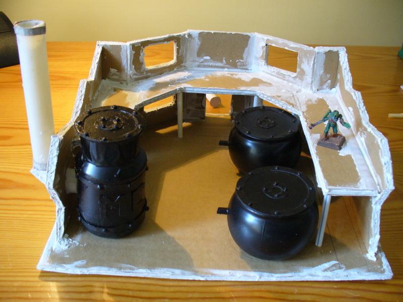 Quelques batiments d'Oberon P1030610