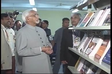 Vice-President of India visited Myanmar in February 2009 3810