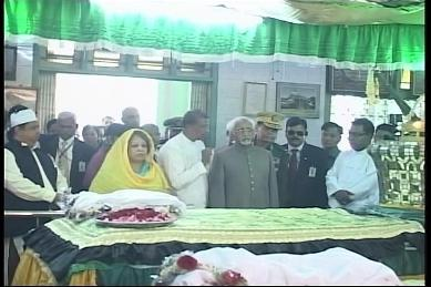 Vice-President of India visited Myanmar in February 2009 4610