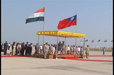 Vice-President of India visited Myanmar in February 2009 510