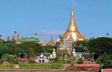 World-Famous Shwedagon Pagoda ( Yangon ) Shweda10