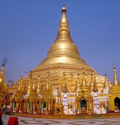World-Famous Shwedagon Pagoda ( Yangon ) Shweda12