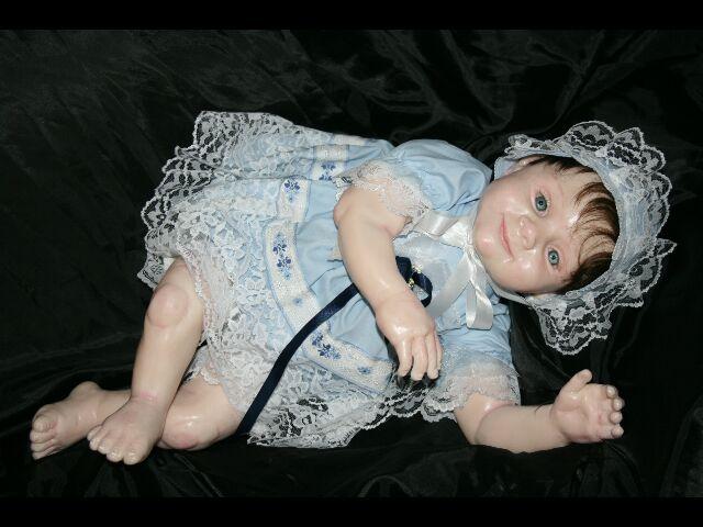 Projet de moulage, naissance d'une poupée Margot11