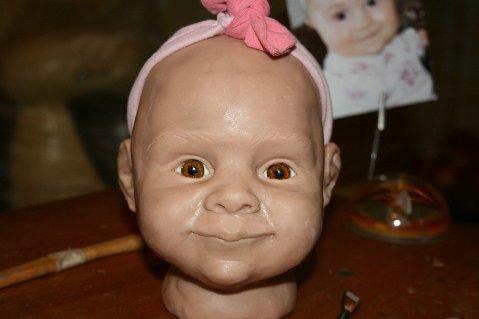 Projet de moulage, naissance d'une poupée Mounet10