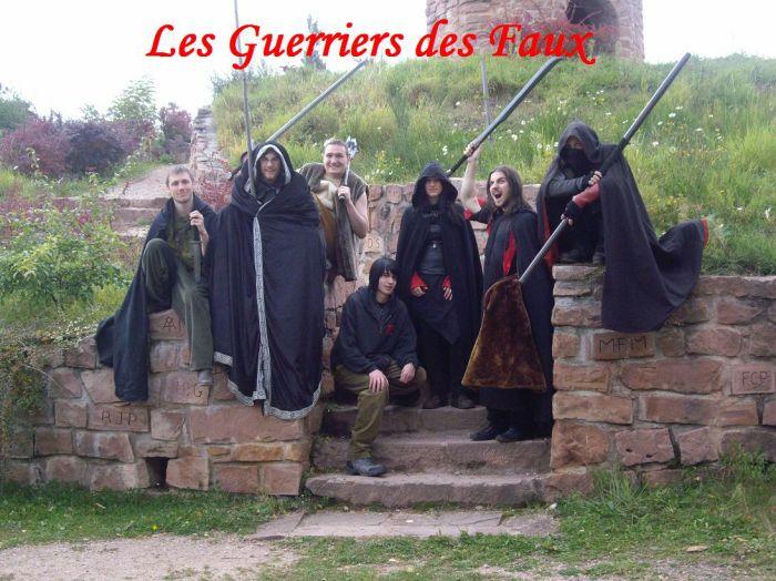 Les Guerriers des Faux