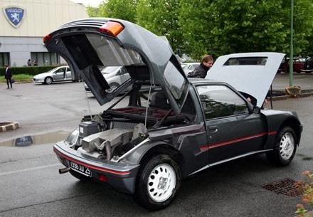rival direct peugeot 205 Turbo 16 205-tu11